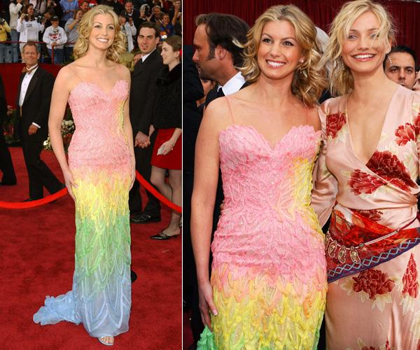 Minden idők 15 legszörnyűbb Oscar-ruhája