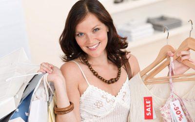Leárazásokon vásárolni sokszor garantált pénzkidobás