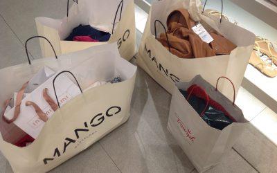 Vásárlás stylisttal: Mennyi ruhát veszünk?