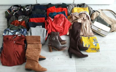 Vásárlás stylisttal: Meleg ősszel vásároltunk
