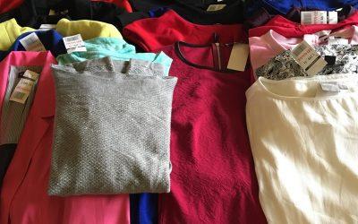 Vásárlás stylisttal: Nagy fogyás után vásároltunk