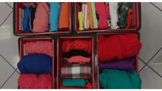 Vásárlás stylisttal: Élénk tavasz színtípussal vásároltunk