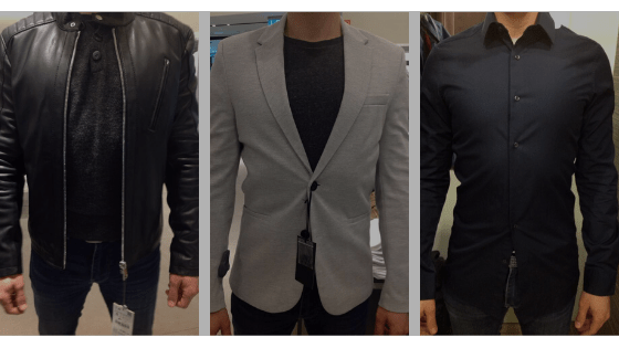 Vásárlás stylisttal: Férfi vásárlás kis méretben