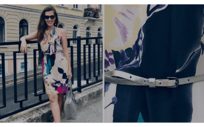 Tudatos ruhatárépítés – A 100% selyemruha története