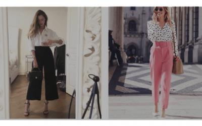 Culotte nadrág – Outfit elemzéssel