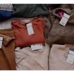 Turizás profi módon workshop: Meleg ősz szerzemények / Szemes Nóra személyi stylist