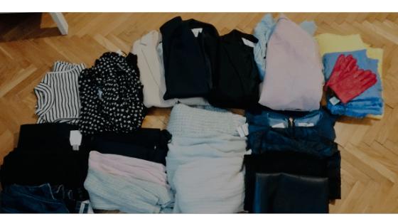 Vásárlás stylisttal: Hideg tél színtípussal nőies ruhatárat építettünk