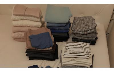 Vásárlás stylisttal: Sötét tél színtípussal alapruhatárat építettünk