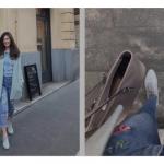 Nyár színtípus outfit elemzés: Babakék és menta színek párosítása / Szemes Nóra személyi stylist