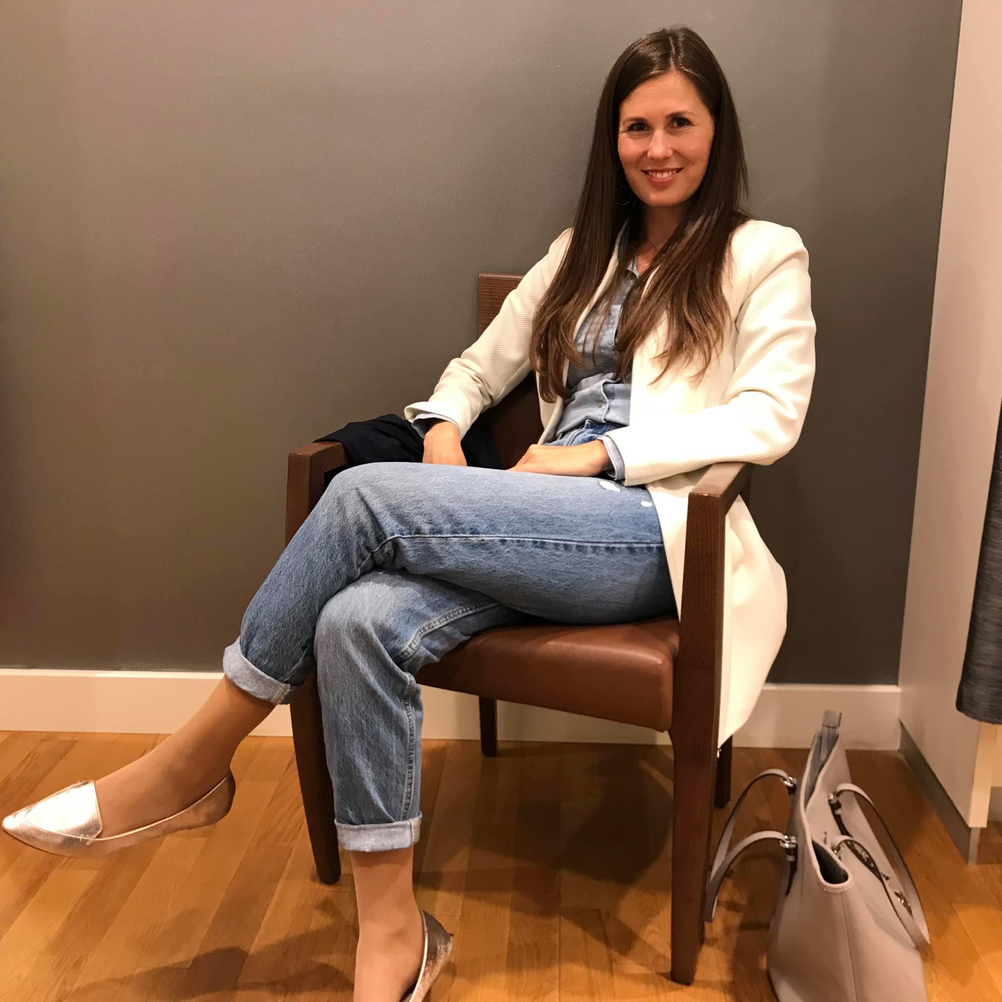 Mom jeans elegánsan / Szemes Nóra személyi stylist